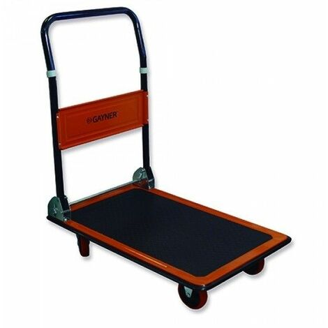 PL150 Carro plataforma de transporte en acero 150 kg CARGO 73-550
