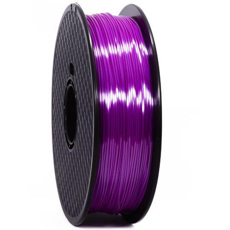 PLA SOIE VIOLET PREMIUM WANHAO - 1.75MM, 1 KG - Filament pour imprimant 3D