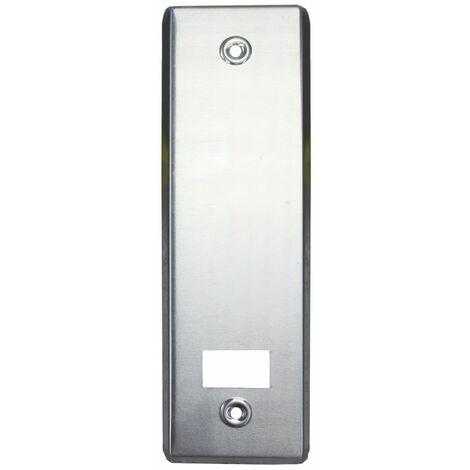 Placa Aluminio Para Recogedor Persiana