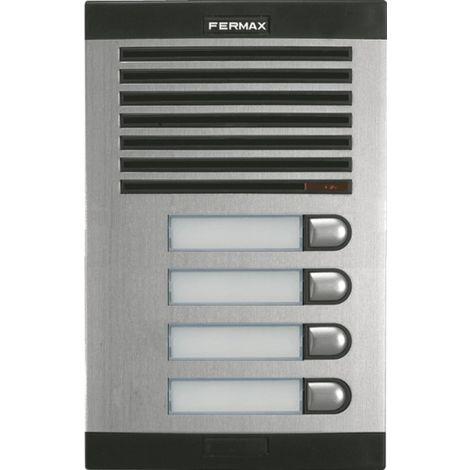 Placa audio KIT CITY CLASSIC 4L FERMAX 8303