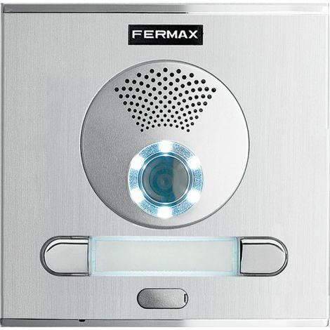 Placa CITY S1 CP201 DUOX COLOR FERMAX 70008