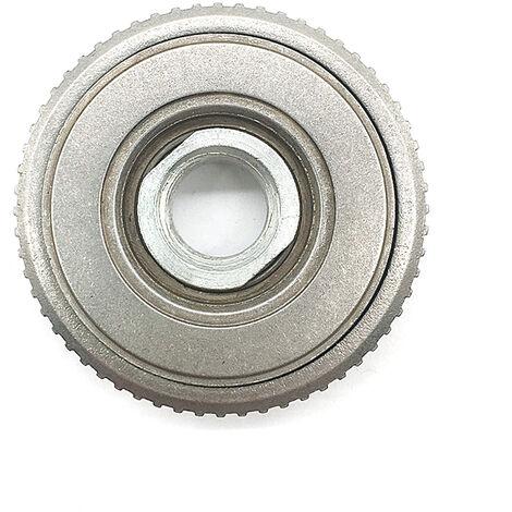 Placa de bloqueo Chuck de sujecion rapida Dispositivo para M14 1200W 125mm Pulido Disc amoladora de angulo 11000r / min velocidad angular