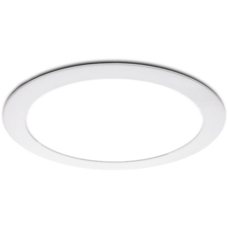 Placa de LEDs Ø225Mm 18W 1409Lm 30.000H Circular