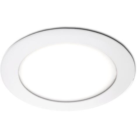 Placa de LEDs Circular  120Mm 6W 400Lm 30.000H