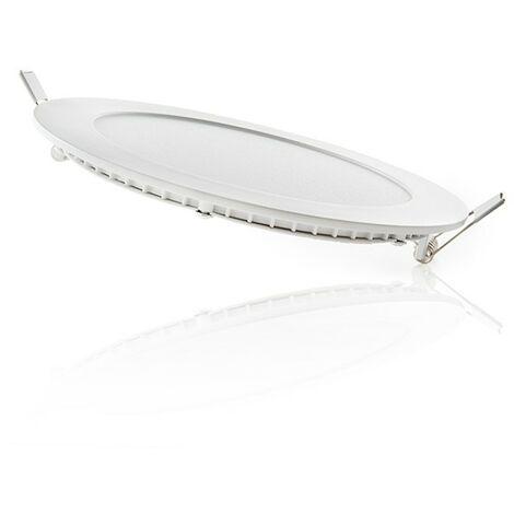 Placa de LEDs Circular Ecoline 170Mm 12W 860Lm 30.000H