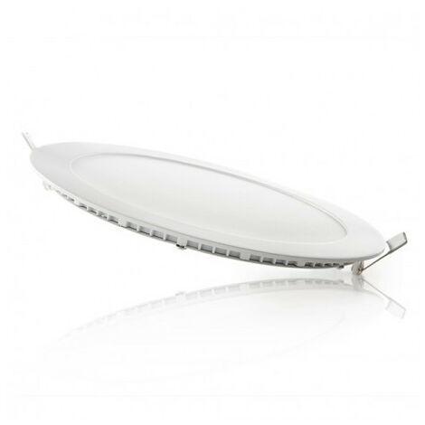 Placa de LEDs Circular Ecoline 225Mm 20W 2000Lm 30.000H