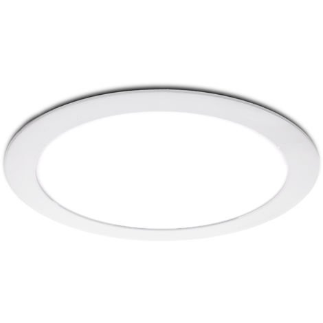 Placa de LEDs Circular Ecoline 240Mm 20W 1600Lm 30.000H