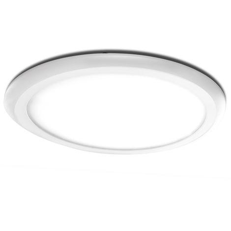 Placa de LEDs Circular Style 145Mm 12W 930Lm 30.000H
