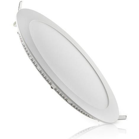 Placa de LEDs Circular Trio (Blanco Frío/Natural/Cálido) Ø225Mm 18W 1380Lm 30.000H (HL-PLTRIO-18W)