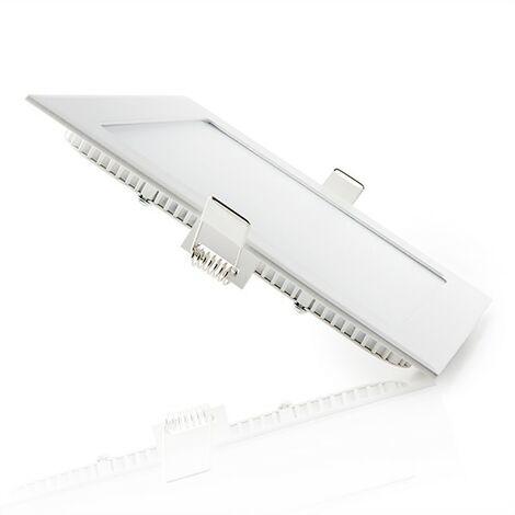 Placa de LEDs Cuadrada Ecoline 15W 1200Lm 30.000H