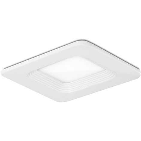 Placa de LEDs Cuadrada Pal Offset 85X85Mm 4W 320Lm 50.000H
