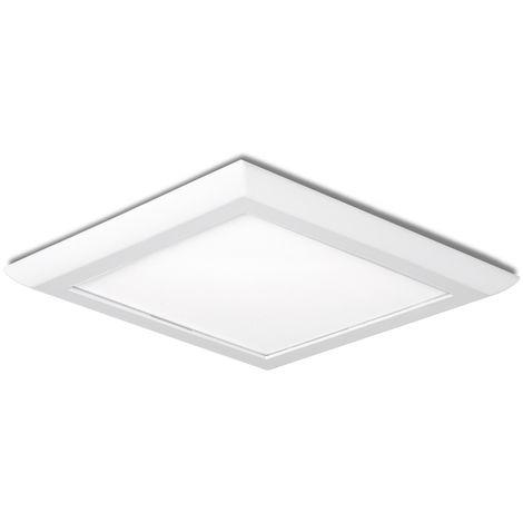 Placa de LEDs Cuadrada Style 145 X 145Mm 12W 930Lm 30.000H