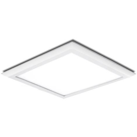 Placa de LEDs Cuadrada Style 240 X 240Mm 25W 2000Lm 30.000H