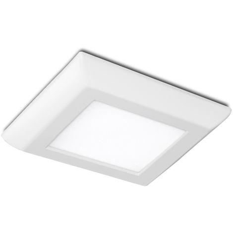 Placa de LEDs Cuadrada STYLE 80 x 80mm 3W 230Lm 30.000H