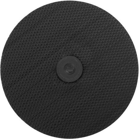 Placa de soporte adhesiva Velcro 115mm/M14 m. Zent. 3M