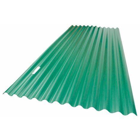 Placa de techo en PVC pequeña 200x90cm