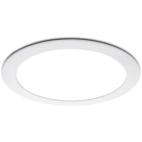 Placa LED Ø220mm 20W 1600Lm 30.000H Circular