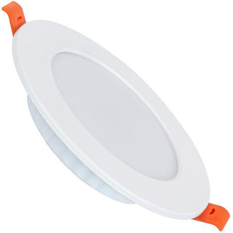 Placa LED Circular Slim 6W