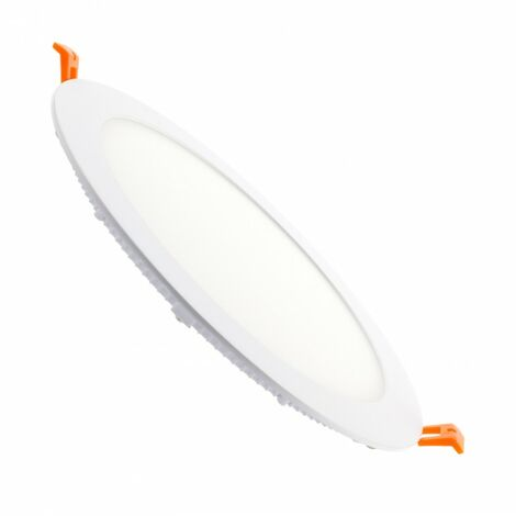 Placa LED Circular SuperSlim 15W Corte Ø 185 mm