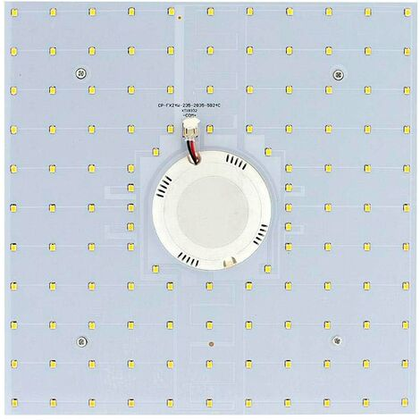 Placa LED KVADRATA 24W Cuadrada