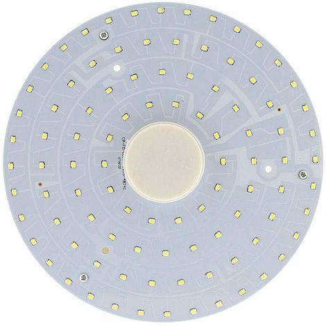 Placa LED ROUND 18W circular