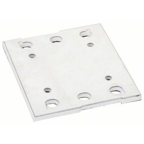 Placa Lijadora Velcro 110X100:Orbital - Bosch