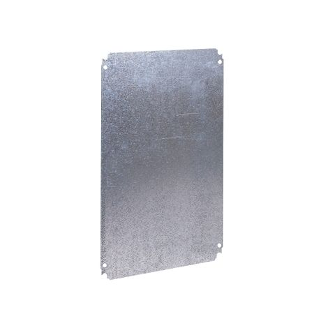 PLACA METALICA PARA PLS 18X27 SCHNEIDER ELECTRIC NSYPMM1827