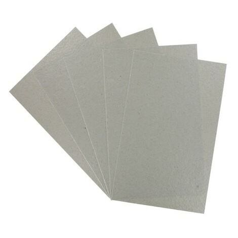 """main image of """"PLACA MICA MICROONDAS (200mm x 125mm, Pack of 5)"""""""