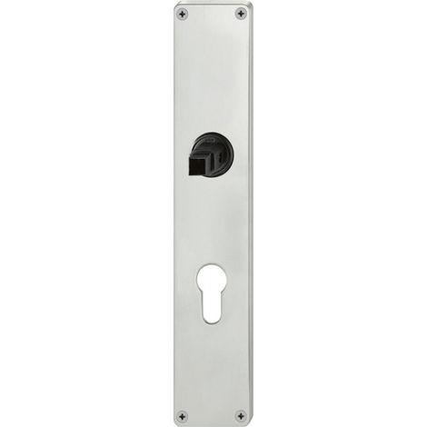 Placa puerta ASLPZ 0 14 1410eckigF69 mata