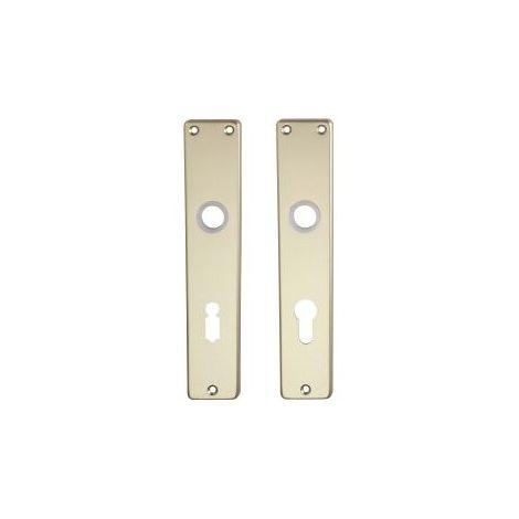 Placa puerta Nr.200 BB F2 ktg 72mm (por 10)