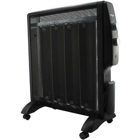 Placa radiante de mica PRM-2000 Bastilipo 1000/2000W