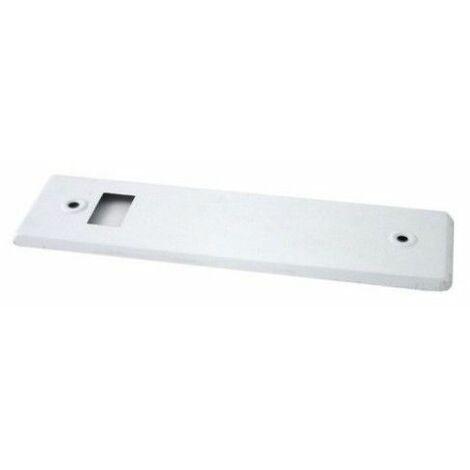 Placa Recogedor Persiana Aluminio Blanco R317 Ferrer B.