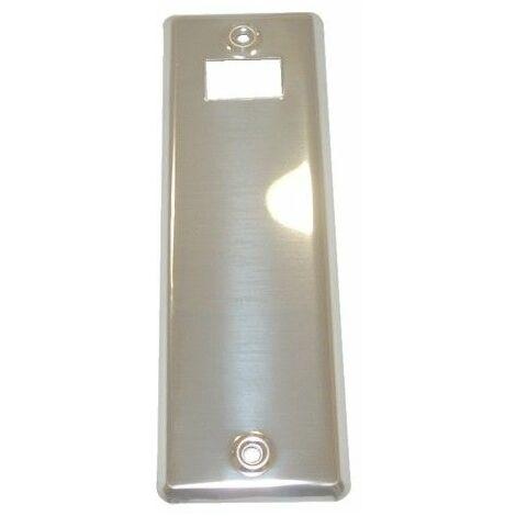 Placa Recogedor Persiana Aluminio Plata R317 Ferrer B.