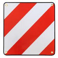 Placa reflectante señalización trasera 50x50cm ProPlus 361232