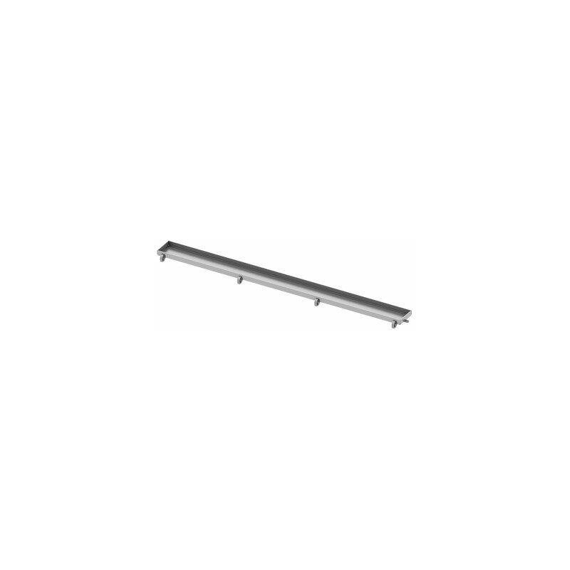 Placa drainline para canales de ducha rectos, 601270, 1200mm, pulida. - 601270 - Tece