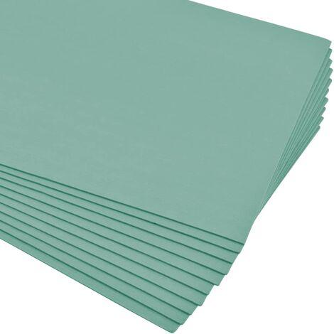 Placas aislantes de espuma XPS 5 mm 100x50 cm verde 30 m²