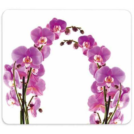 Placca con motivo Orchidea