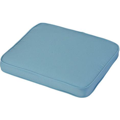 Placid Blue Standard Carver Cushion Outdoor Garden Furniture Cushion