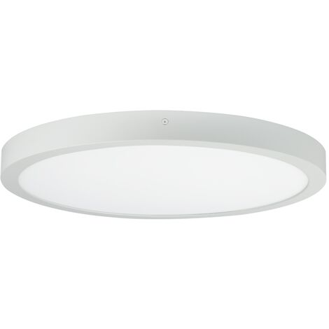 PLAFON 50X50 CIRCULAR LED 45W REGULABLE COLOR/INTENSIDAD (MANDO)
