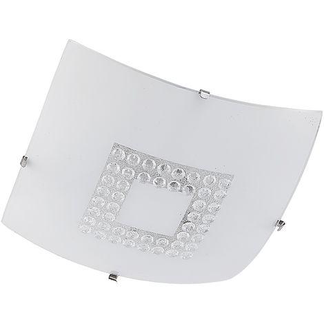 Plafón Aria Blanco 2 X 60w E-27