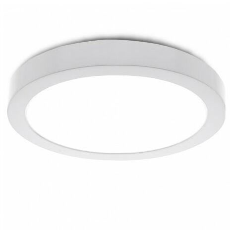 Plafón Circular 10W Samsung LED  90Lm/W  [HO-PL-C-SAM-10W-CW]