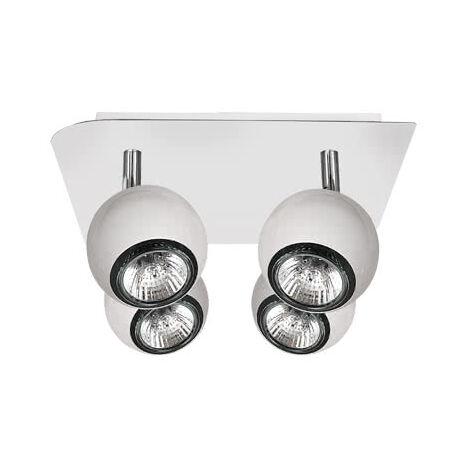Plafón de techo Dali (4 luces)