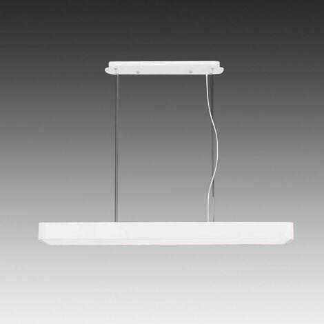 Plafón de techo led rectangular para cocina CUMBUCO | Solo kit 5517 - 0