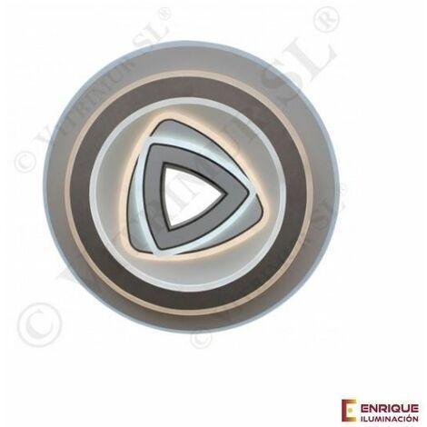 Plafón de techo redondo Hércules dimable Vitrimur - 0