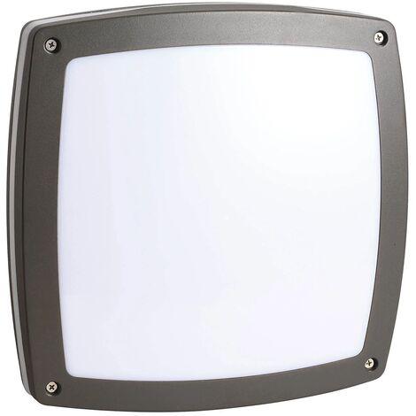 PLAFÓN EXTERIOR LED TORONTO 12W 4000K