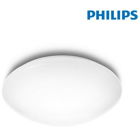 PLAFON INTERIOR LED 6W 640LM 4.000K MOIRE Ø 22.5 CM PHILIPS - NEOFERR..