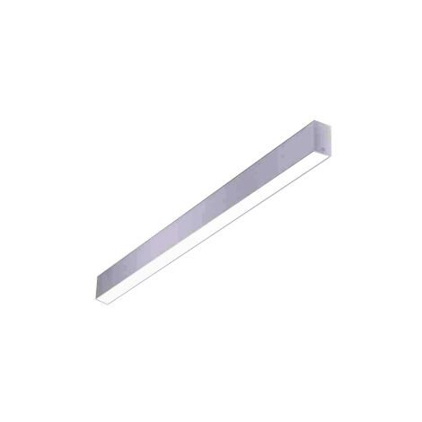 PLAFON IP20 ILO LED 25 BLANCO CALIDO - 3000K GRIS 1773 - Forlight