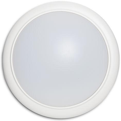 Plafón IP65 15W 1050Lm 30000H Stella | Blanco Natural (YU-BL111-15W-W)
