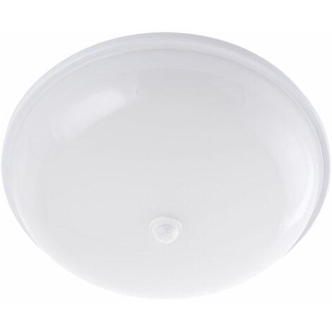Plafón LED 15W 1200Lm IP20 Sensor PIR [SKY-YCB1073B-15W-W] | Blanco Natural (SKY-YCB1073B-15W-W)