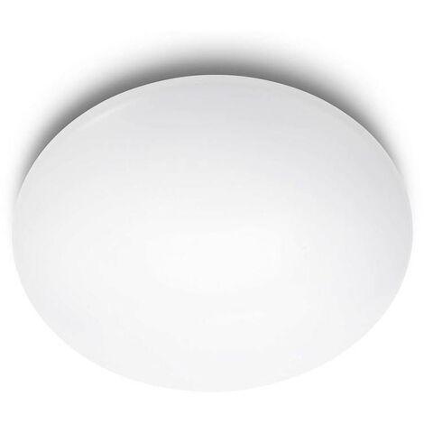 Plafón LED 20W Suede Blanco Neutro 4000K - Blanco Neutro 4000K